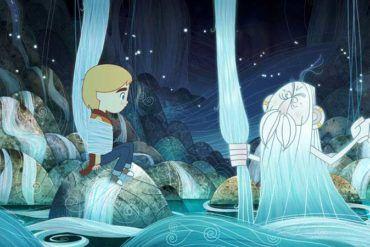 """Imagen de la película """"La canción del mar"""" (2015)"""