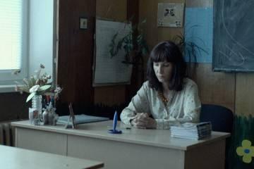 """Margita Gosheva en """"La lección"""" (2015)"""