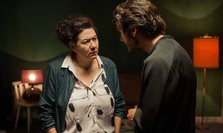 """Luisa Martín y Yon González en la película """"Matar el tiempo"""" (2015)"""