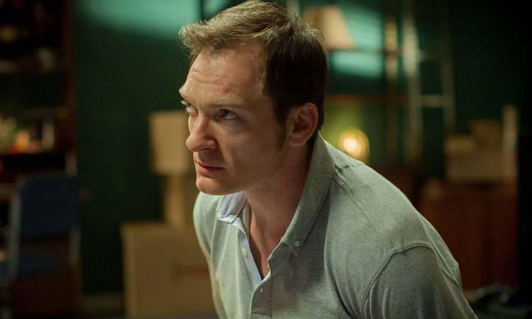"""Ben Temple en una escena de """"Matar el tiempo"""" (2015)"""