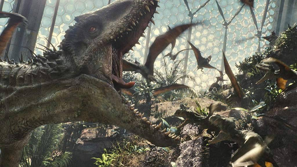Crítica De La Película Jurassic World