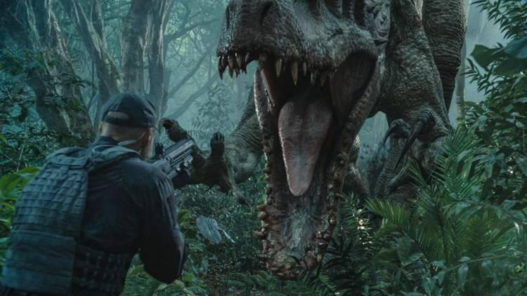 Indominus Rex es la estrella del nuevo parque de Jurassic World