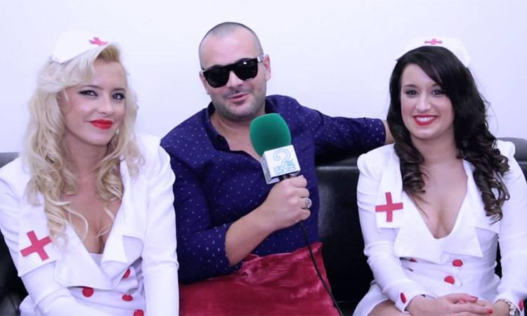 """Dr. Bellido y Las Enfermeras nos presentan """"Huérfano"""" en esta entrevista"""