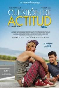"""Cartel de la película """"Cuestión de Actitud (Xenia)"""""""