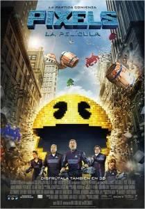 Cartel de la película Pixels
