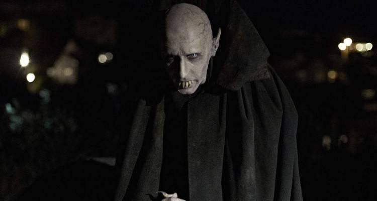 Petyr es el vampiro más mayor de la película