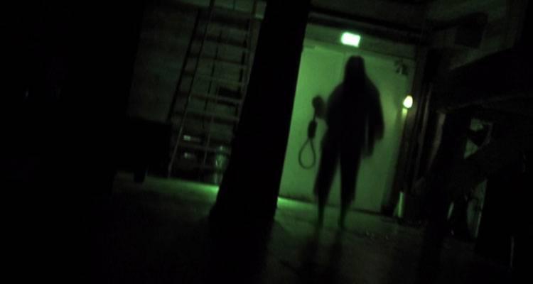 Imagen de la película de terror 'La horca' (2015)
