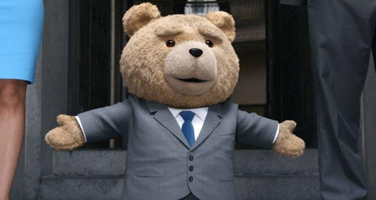 El osito Ted en la película 'Ted 2' (2015)