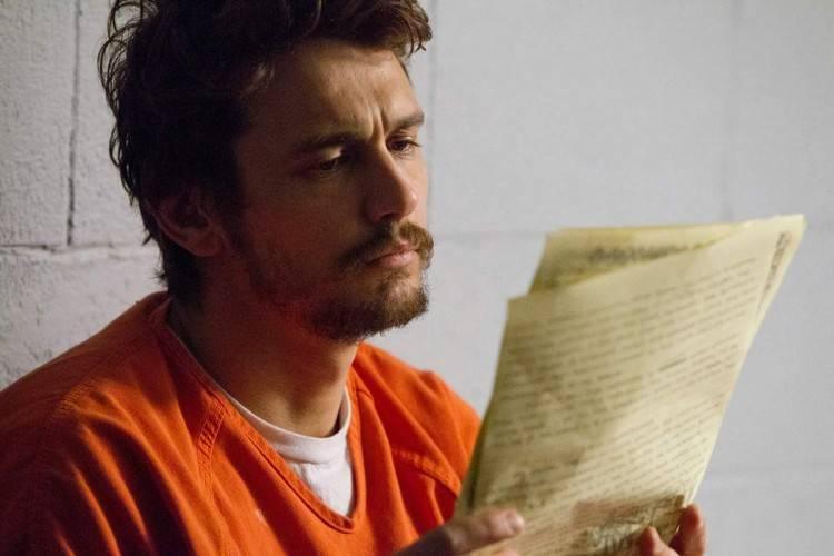 James Franco en una escena