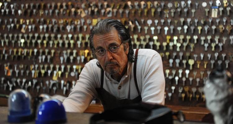 Imagen del actor Al Pacino en la película 'Señor Manglehorn' (2015)