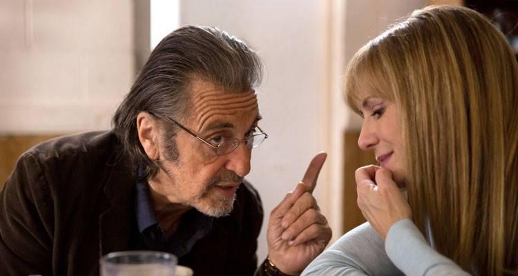 Imagen de Al Pacino y Holly Hunter en la película 'Señor Manglehorn' (2015)