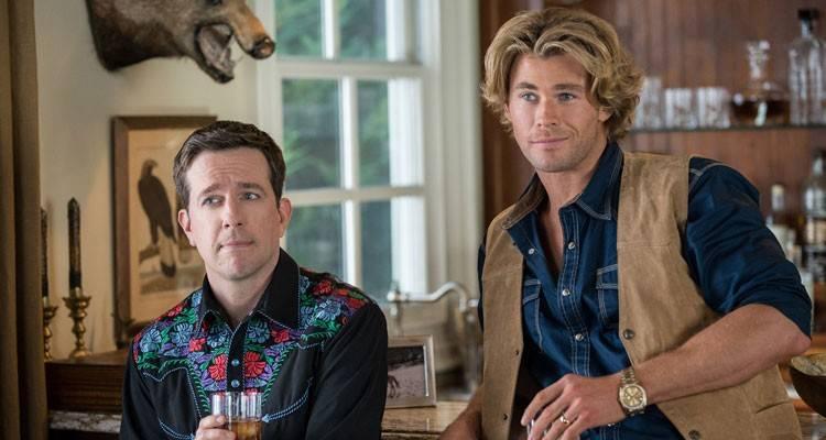 Imagen de Chris Hemsworth y Ed Helms en la película 'Vacaciones' (2015)