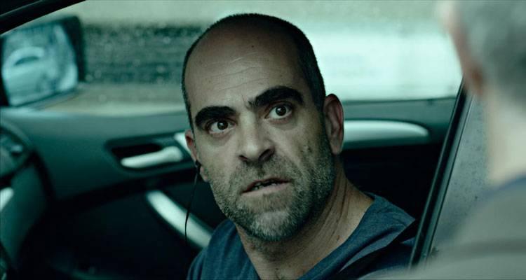 Luis Tosar en una escena de la película 'El desconocido'