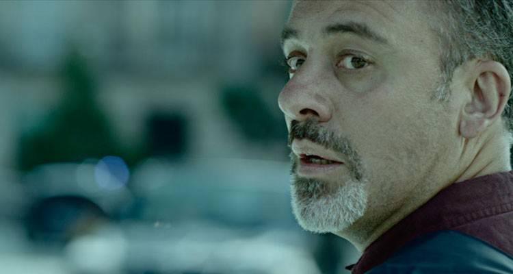 Javier Gutiérrez en la película 'El desconocido' (2015)