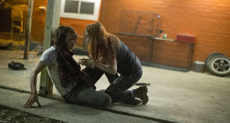 Foto Jesse Eisenberg, Kristen Stewart en 'American ultra'