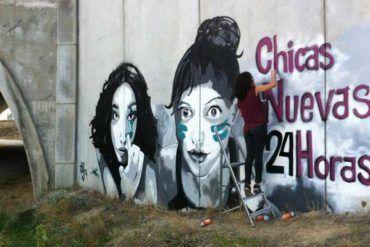 Imagen del documental de Mabel Lozano 'Chicas nuevas 24 horas'