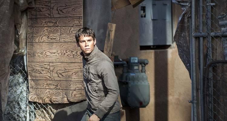 Foto Dylan O'Brien en la película 'El corredor del laberinto: las pruebas'
