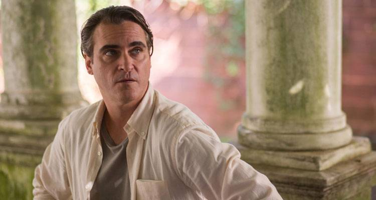 Joaquin Phoenix en la película 'Irracional man' (2015)