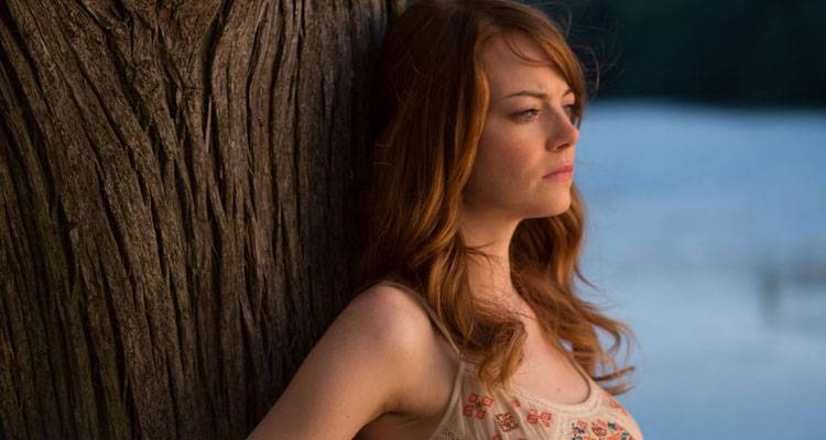 Emma Stone en la película 'Irracional man' (2015)