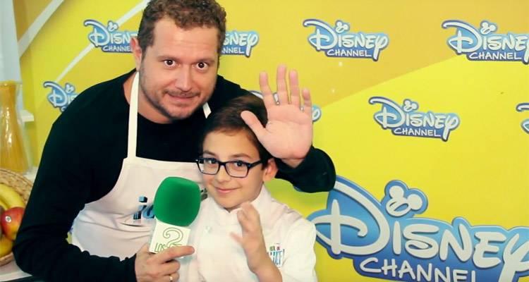 Aimar y El Monaguillo presentan segunda temporada de 'Un, dos, ¡Chef!
