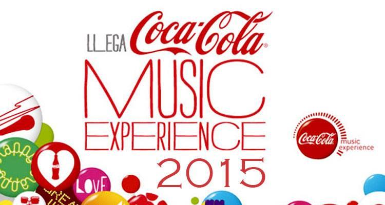 Festival Coca Cola Music Experience 2015