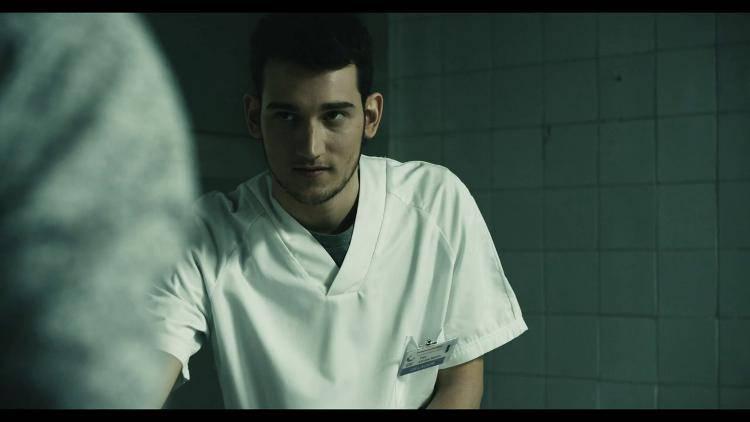 Bernat Saumell en la película 'El cadáver de Anna Fritz'