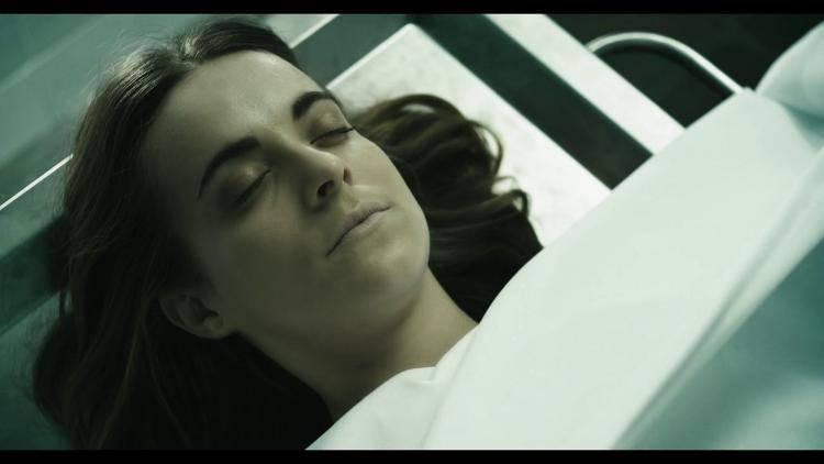 """Alba Ribas en la película 'El cadáver de Anna Fritz"""""""
