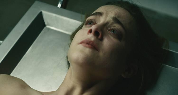 Alba Ribas en la película 'El cadáver de Anna Fritz'