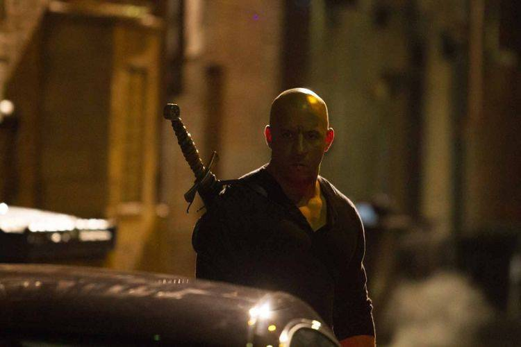 Kaulder (Vin Diesel)