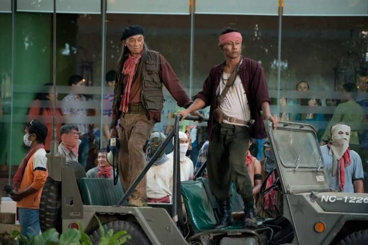 Imagen de la película de 'Golpe de estado'