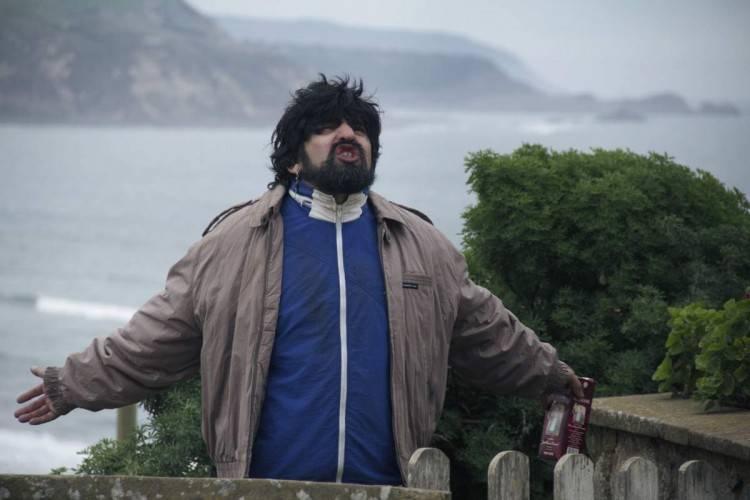 Roberto Farías en una escena de 'El Club'