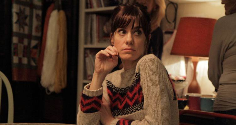 Alexandra Jiménez en 'Los miércoles no existen'