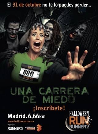 Halloween Run Runners 2015