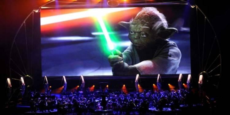 Imagen de El concierto de Star Wars