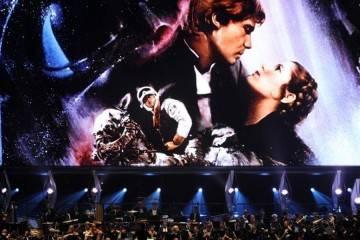 Concierto Star Wars Madrid Palacio de los Deportes