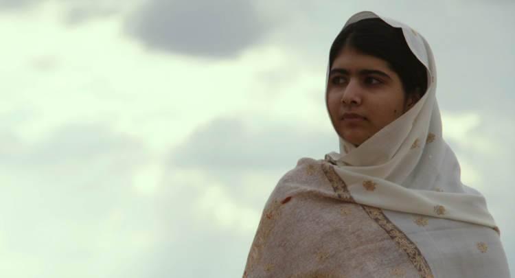 Malala Yousafzai en el documental 'Él me llamó Malala'