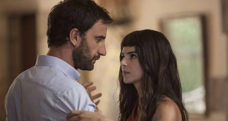 Clara Lago y Dani Rovira en 'Ocho apellidos catalanes'