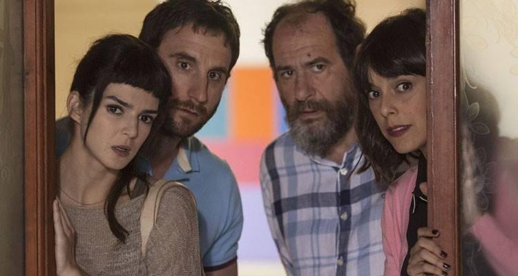 Belén Cuesta, Karra Ejalde, Clara Lago y Dani Rovira en 'Ocho apellidos catalanes'