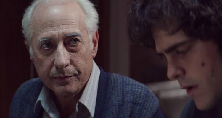 Peter Lanzani y Guillermo Francella en la película 'El clan' (2015)