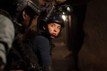 Emily Blunt en la película 'Sicario' (2015)