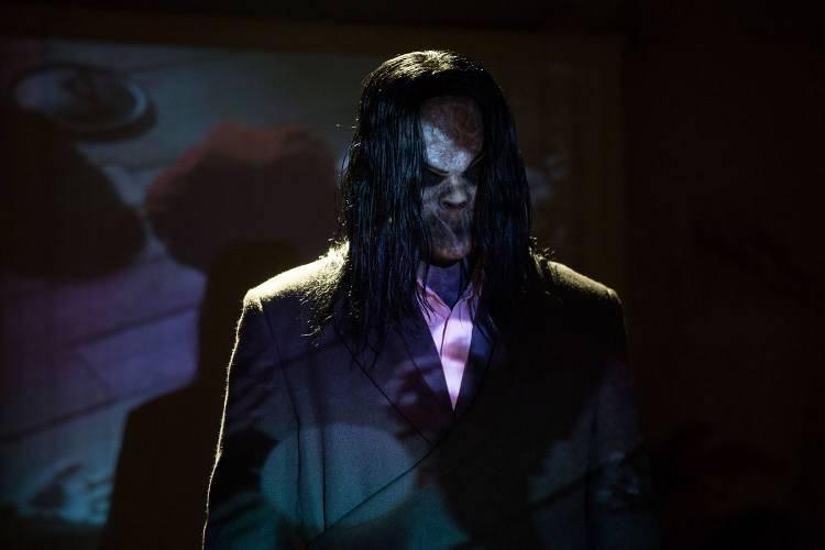 Mr. Boggie, el personaje de terror de 'Sinister 2'