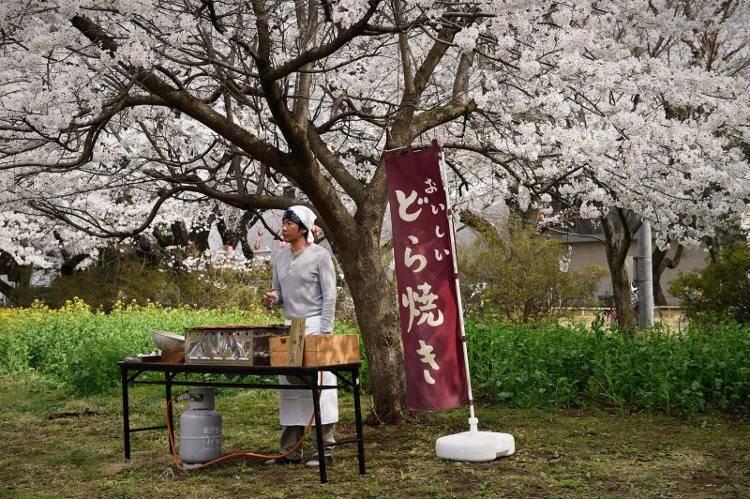 Masatoshi Nagase en la película 'Una pastelería en Tokio'