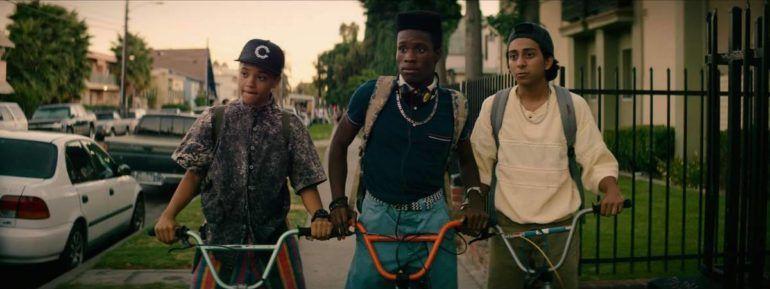 """Imagen de la película """"Dope"""""""