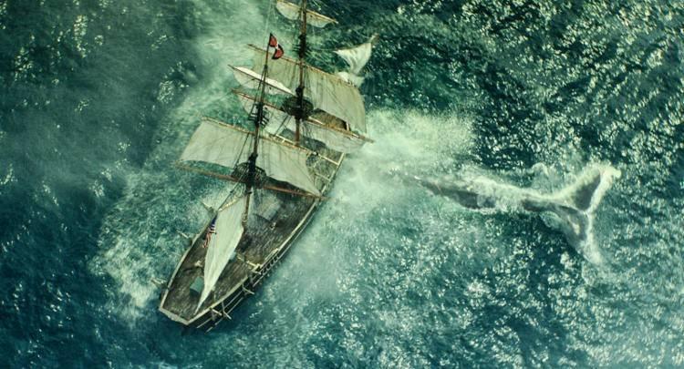 Película 'En el corazón del mar'