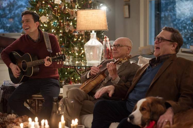 Navidades, ¿bien o en familia? con Alan Arkin, Ed Helms y John Goodman