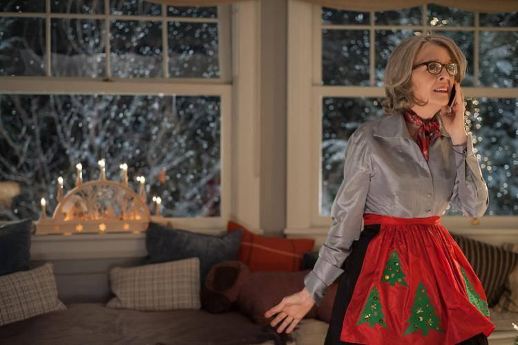 Navidades, ¿bien o en familia? con Diane Keaton