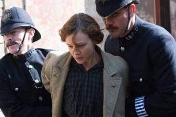 Carey Mulligan en la película Sufragistas