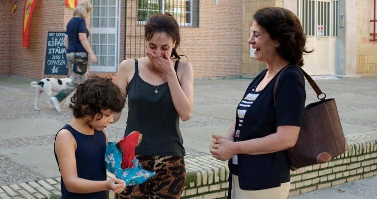 Techo y comida con Natalia de Molina y Mariana Cordero