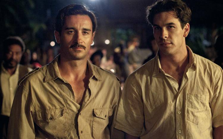 Jacabo, hermano de Killian (Alain Hernández) y Killian (Mario Casas)