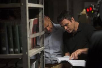 Mark Ruffalo y Michael Keaton